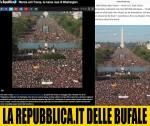LA REPUBBLICA.IT DELLE BUFALE, di Manlio DiStefano