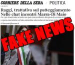 UN'ALTRA FAKE NEWS DEL CORRIERE DELLA SERA, di Luigi DiMaio