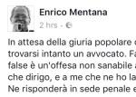 MENTANA DENUNCIA GRILLO