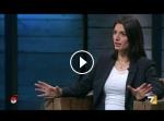 (VIDEO): STRAORDINARIA VIRGINIA RAGGI A DIMARTEDÌ