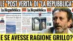 """Il Giornale Delle Bufale Si Chiama """"La Repubblica"""""""