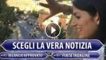 (VIDEO): BILANCIO APPROVATO E RAGGI INDAGATA. SCEGLI TU LA VERA NOTIZIA, di SocialTV