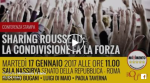 "(VIDEO): DA OGGI ATTIVA ""SHARING ROUSSEAU"""