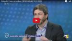 (VIDEO): Roberto Fico a Omnibus (18/1):integrale