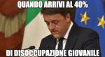QUANDO ARRIVI AL 40%… DI DISOCCUPAZIONE GIOVANILE, di Luigi DiMaio