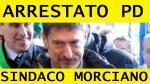 ARRESTATO SINDACO PD