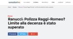 """LA """"RAGGI-TENDA"""" SULLE QUESTIONI DEL PD, di IlariaRicci"""