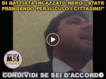 (VIDEO): IMPEDITO LO STREAMING AD UN ALESSANDRO DI BATTISTA MOLTO INCAZZATO