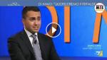 (VIDEO): LUIGI DI MAIO A L'ARIA CHE TIRA [6.2] –integrale