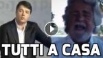 """BEPPE GRILLO: """"LI MANDEREMO TUTTI ACASA"""""""