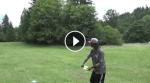 (VIDEO) FROLF: frisbee + golf