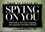 WikiLeaks: la tua TV ti staspiando