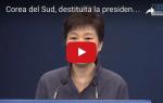 Presidentessa sudcoreana destituita percorruzione