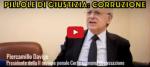 Pillole di giustizia: corruzione, con PiercamilloDavigo