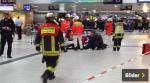 5 Feriti gravi dopo attacco alla Hbf diDüsseldorf