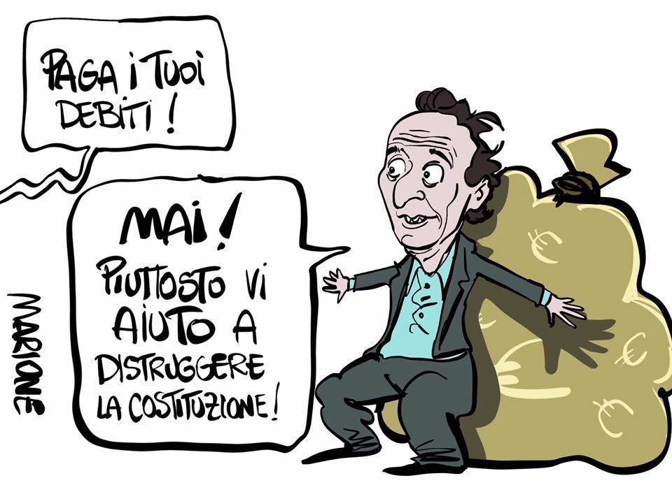 Se Sospendono Report, gli italiani sospendano il pagamento del canone