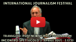 Travaglio: Post-News & Post-Journalism