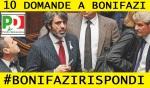 10 Domande a Bonifazi (TesorierePD)