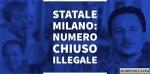 Statale Milano: Numero ChiusoIllegale